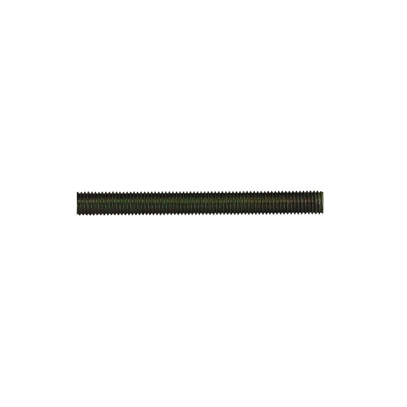 TIGE FILETEE 8.8 M27 X 3,00 LG 1M BRUTE