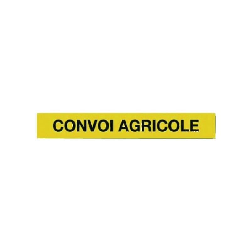 PANNEAU CONVOI AGRICOLE CL2 1900x250mm ALU EP:2