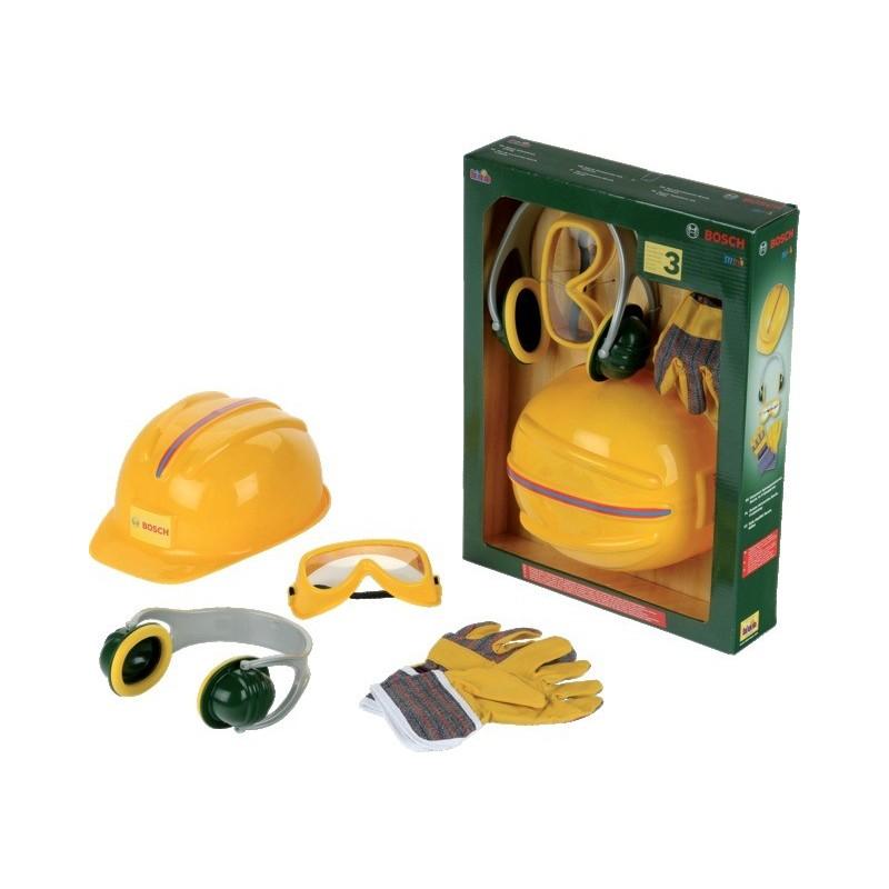 Set d'accessoires travaux publics Bosch pour enfants