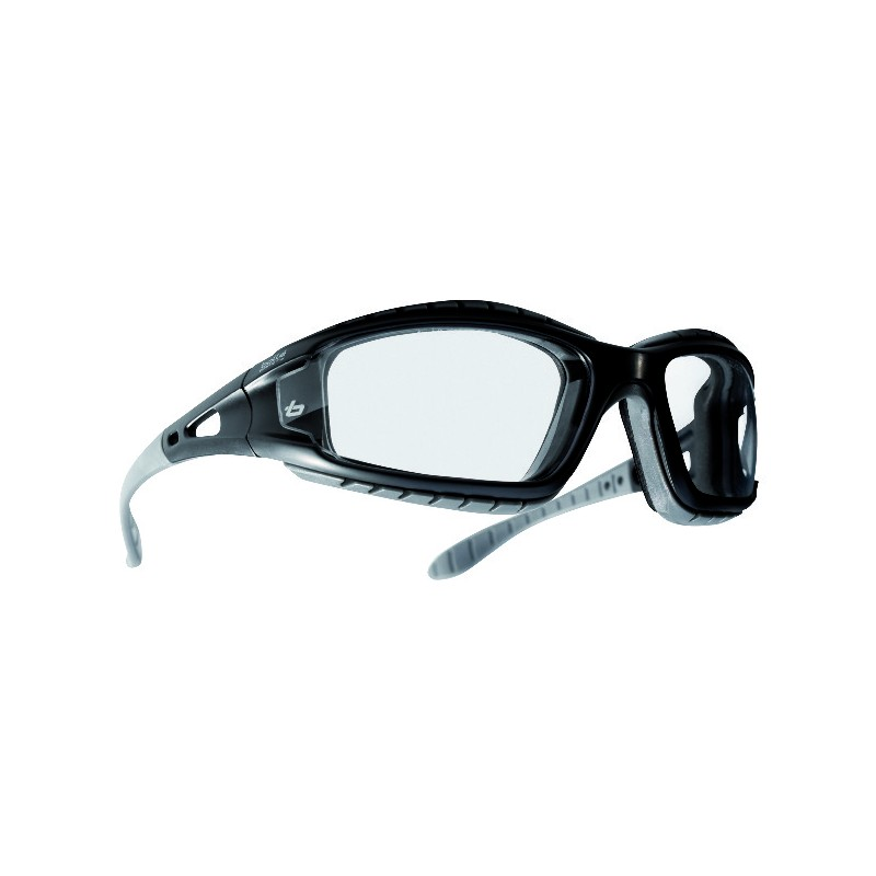 LUNETTE TRACKER POLYC.INCOL.ANTI-BUEE RAYURES