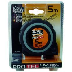 Ruban chrome 5mx25mn boitier ABS Elios