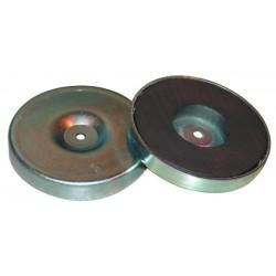 Plot magnétique rond diamètre 80