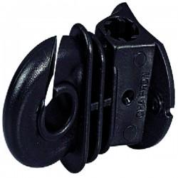 Sachet 25 elmax 12 isolateur fil et ruban