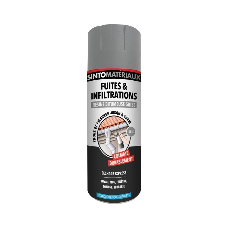 Resine fuites et infiltrations