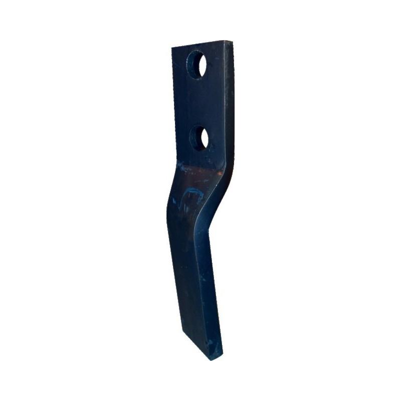 Lame r.lab. Droite 50x12x230 mm EA50 t16.5 pour Howard
