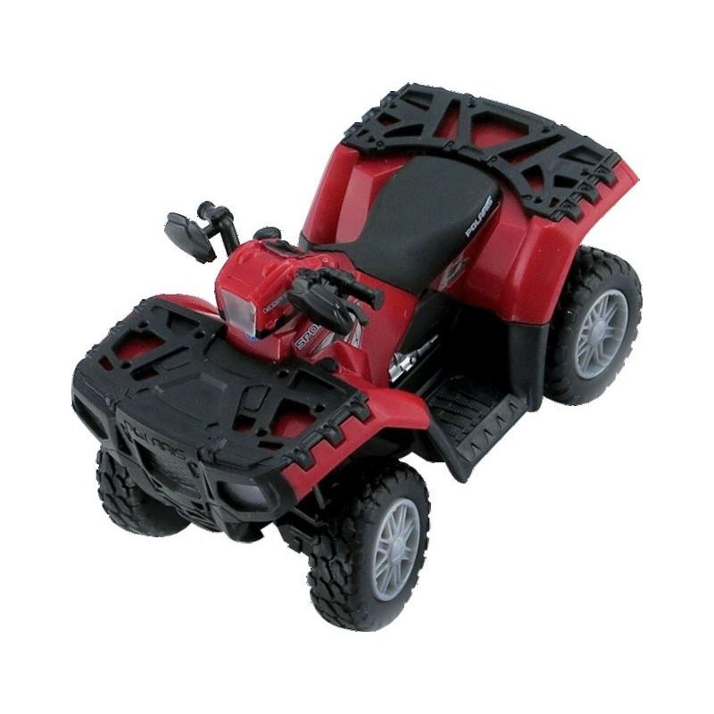QUAD POLARIS ATV (1:16) BT42708