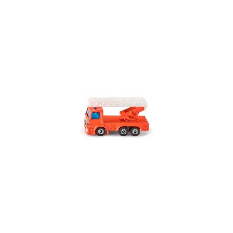 Camion de pompier au 1/64ème