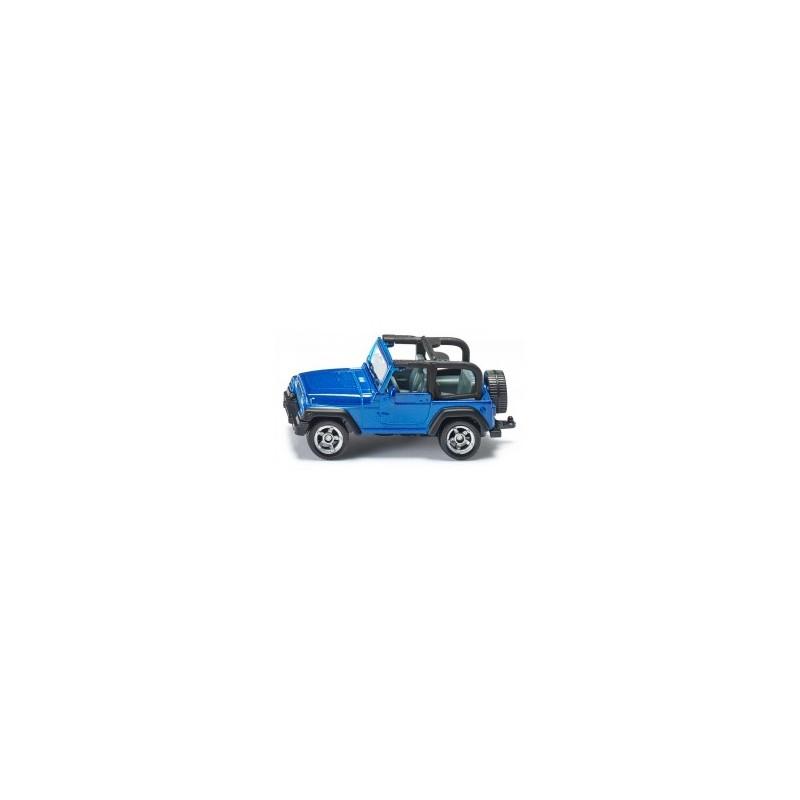 Jeep Wrangler au 1/64ème