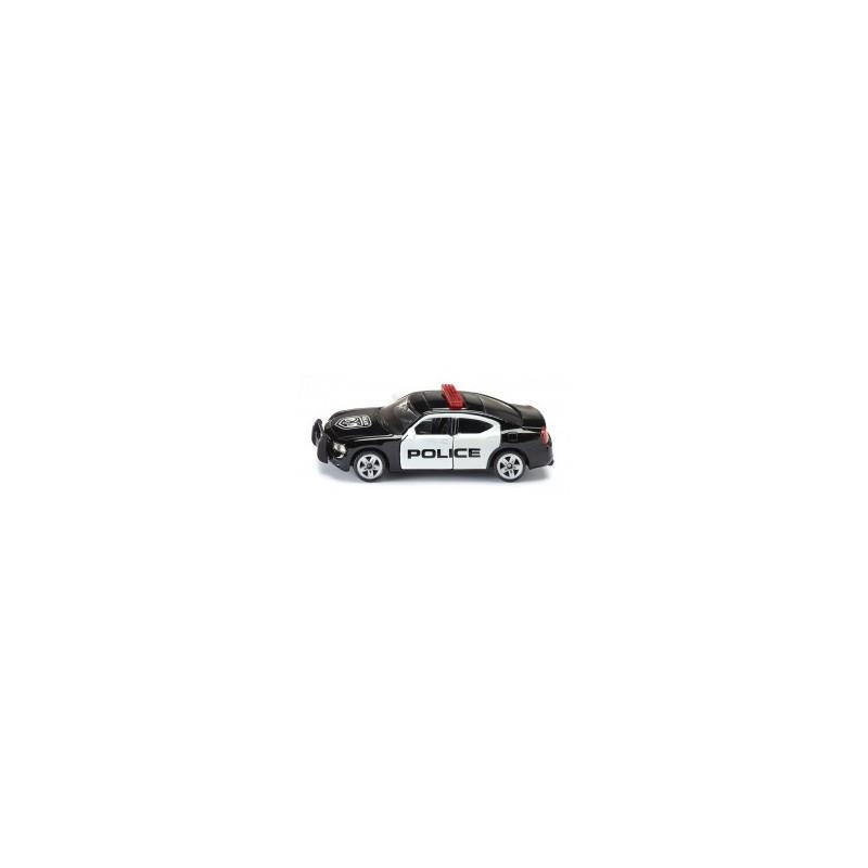 Voiture de police US au 1/64ème