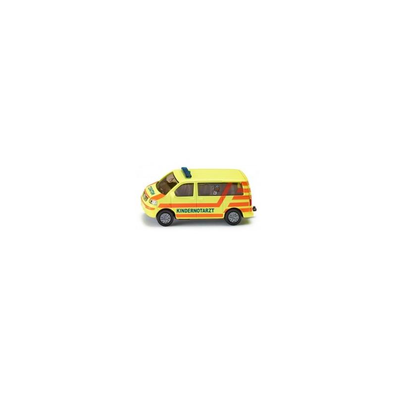Ambulance enfants au 1/64ème