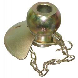 Rotule de crochet inférieur cat 2/3 37x56 à cône