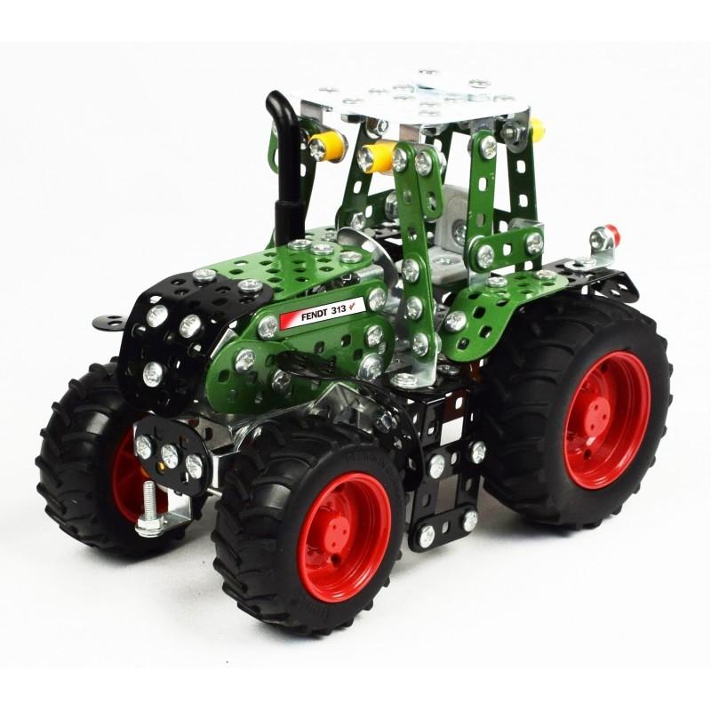 Tracteur Fendt 313 Vario 451 pièces - à partir de 8 ans -