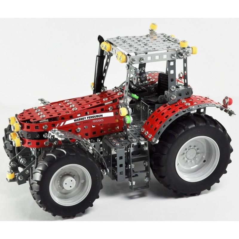 Tracteur Massey 8690 -1015 pièces - à partir de 12 ans