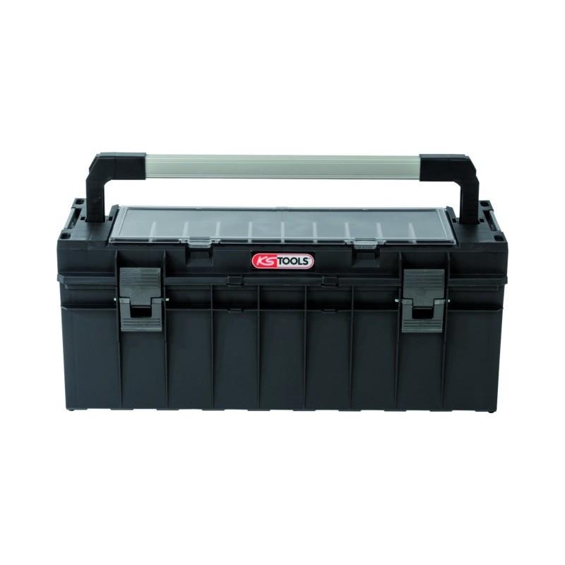 Caisse à outils PVC 29L SCM 650x270x272 mm