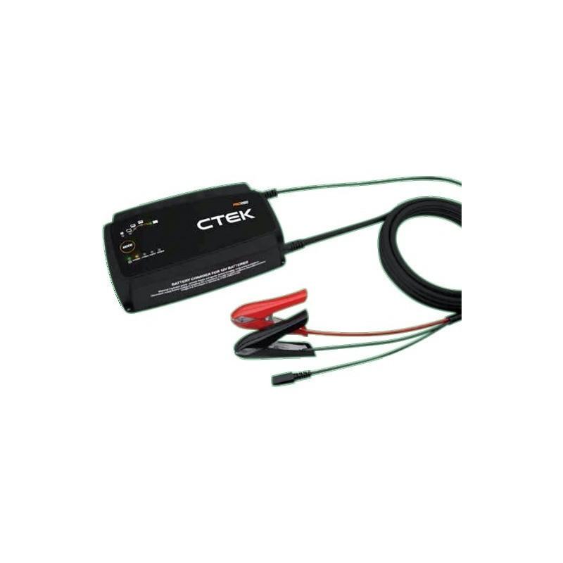 Chargeur ctek 12v pro 25 s lithium
