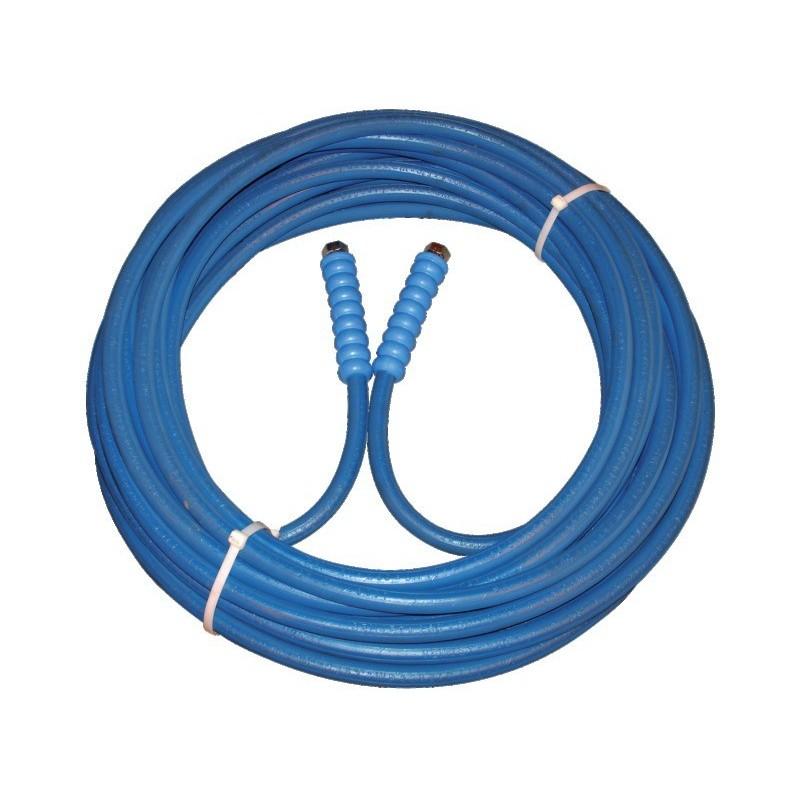 Flexible 10m.hp.350b.5/16 2t bleu- 2xfbsp3/8