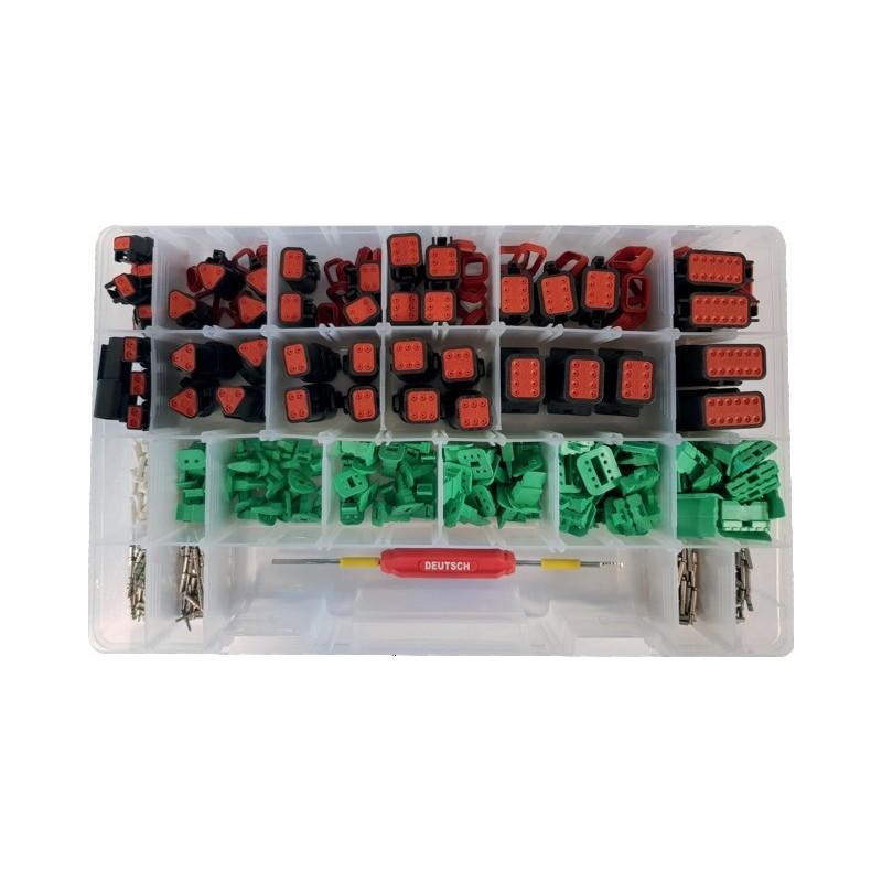 Coffret montage connecteurs deutsch 473 pieces