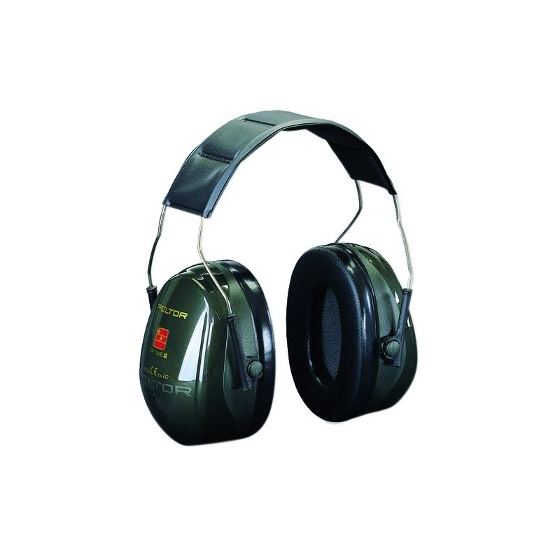 Casque anti-bruit Peltor optime 2
