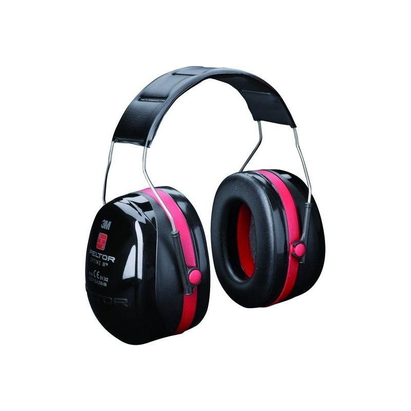 Casque anti-bruit Peltor optime 3