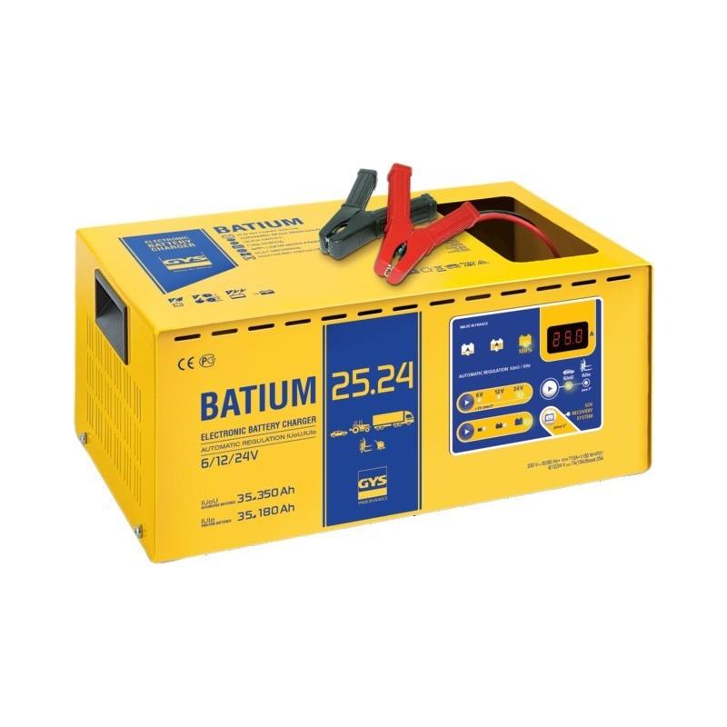Chargeur de batterie batium 25.24 Gys