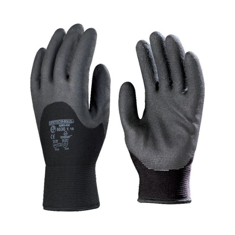 Paire gants spécial froid hv synthétique taille 10