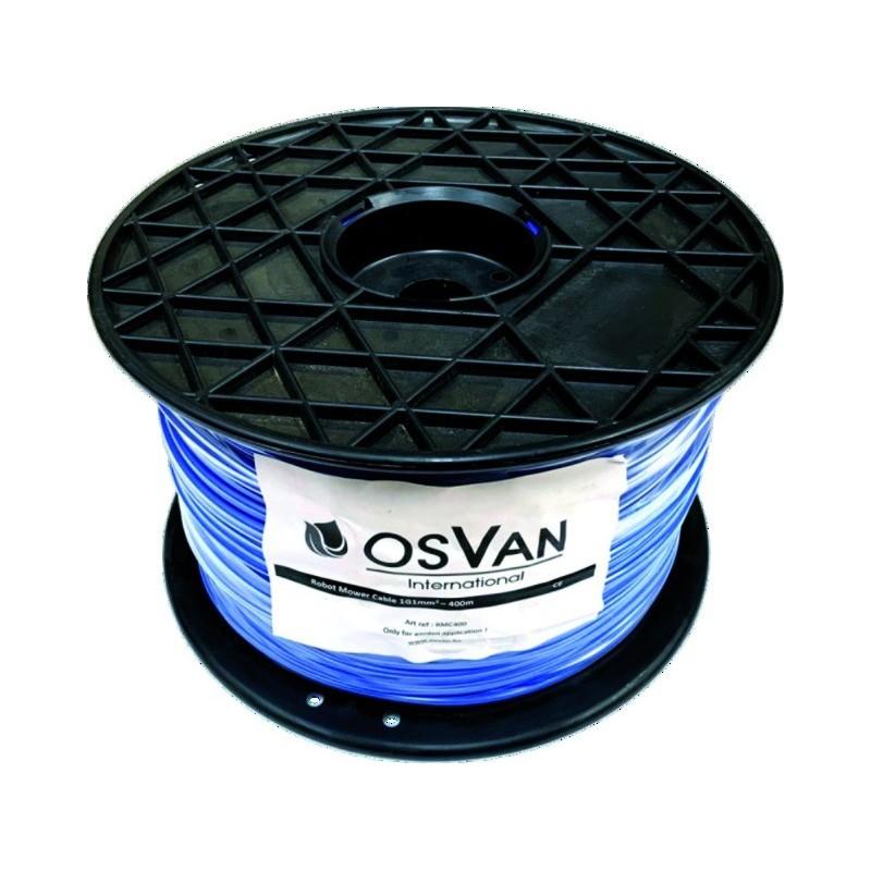 Câble périmétrique double gaine 400 mètres 1 mm2 Osvan