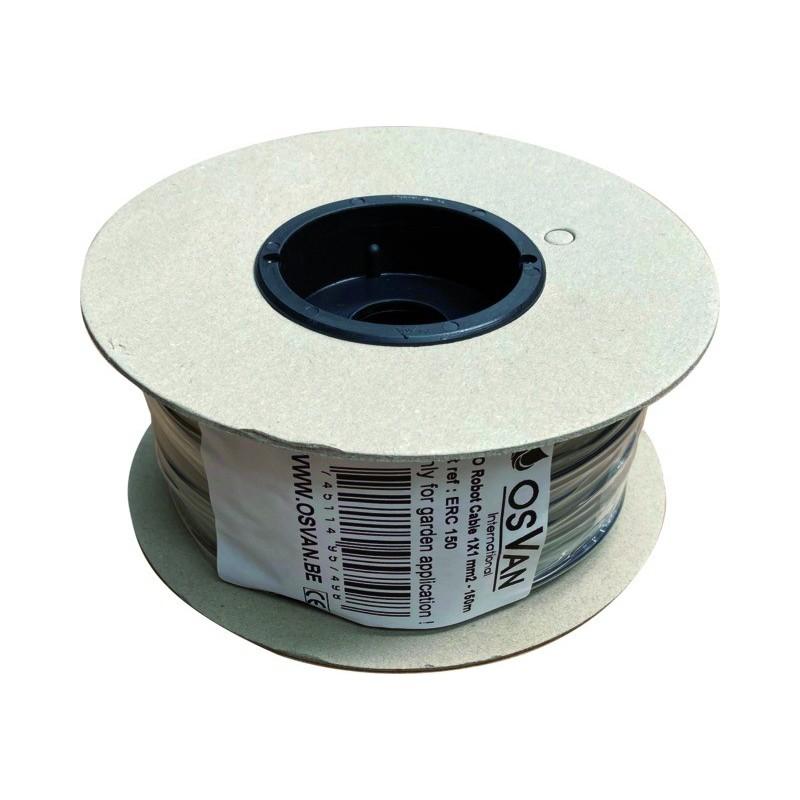 Câble périmétrique simple gaine 150 mètres 1 mm2 Osvan