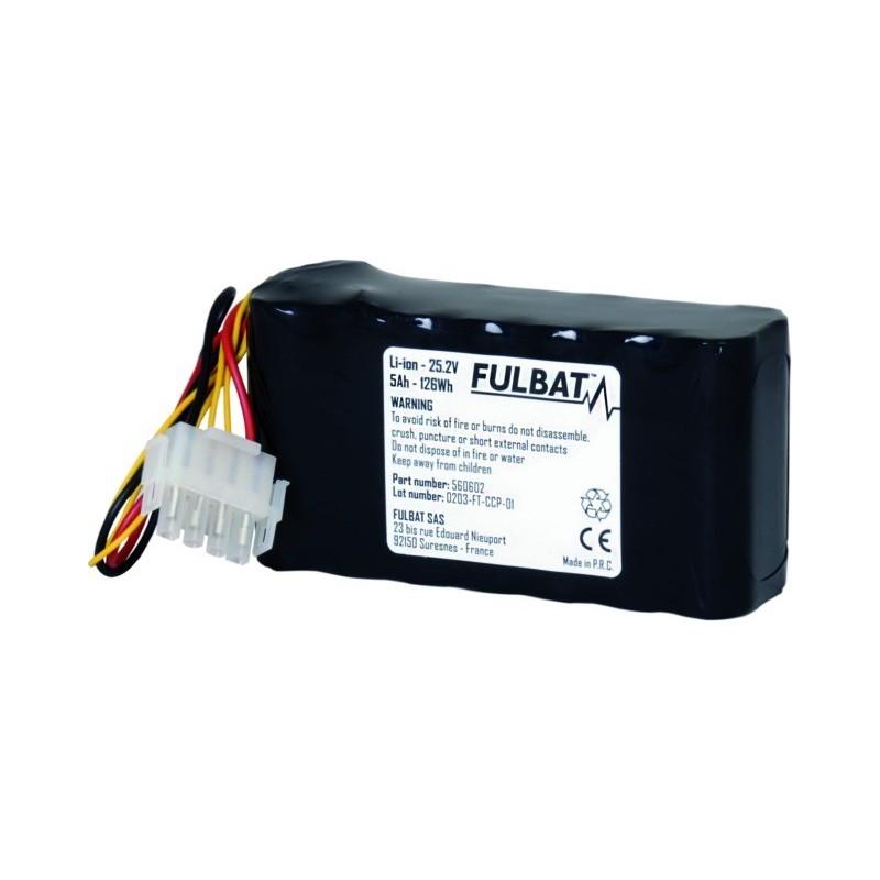 Batterie pour robot al-ko robolinho 3000 / 4000 / 82.8 / 116