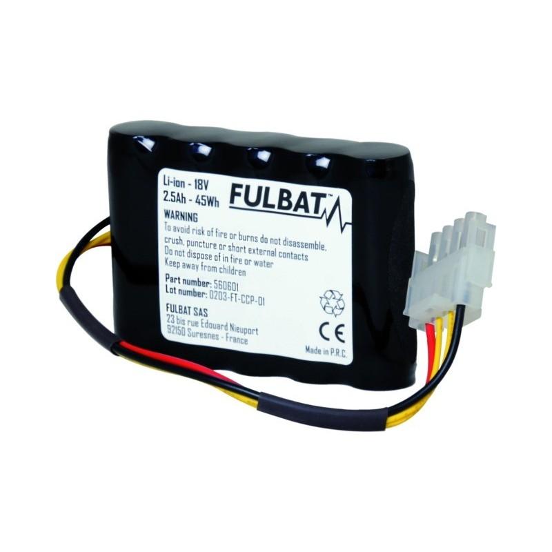 Batterie pour robot al-ko robolinho 100 / 110 / 41,6