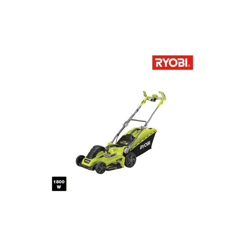 Tondeuse électrique RYOBI 1800W coupe 40cm RLM18E40H