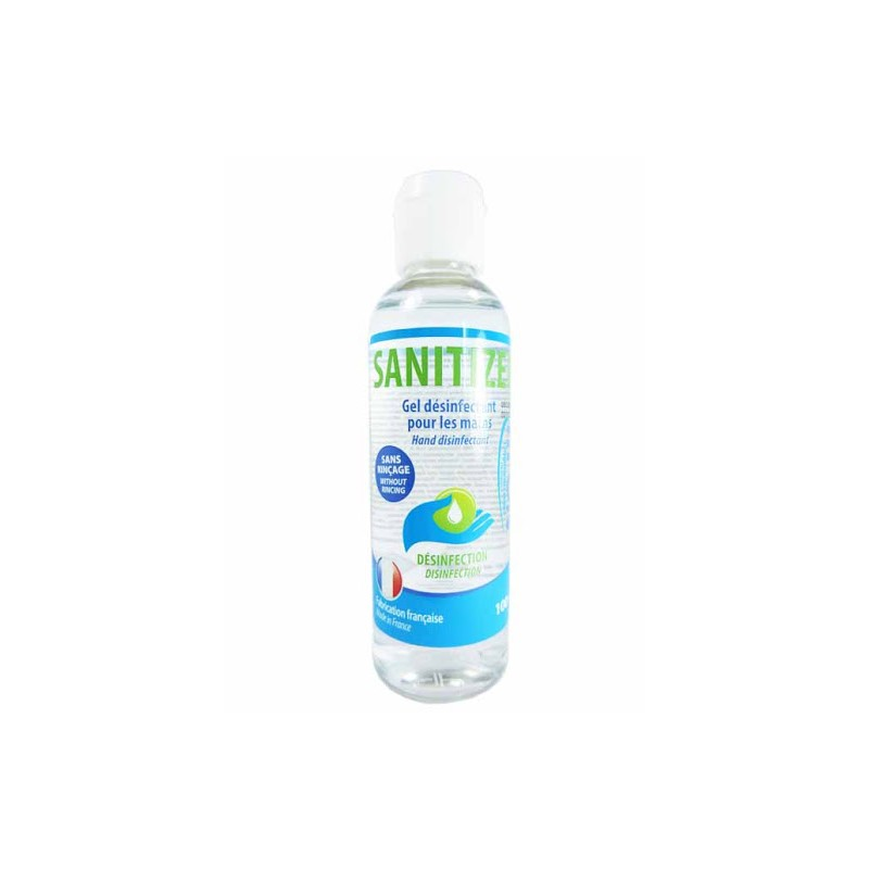 Sanitizer Solution Hydroalcoolique 100ml