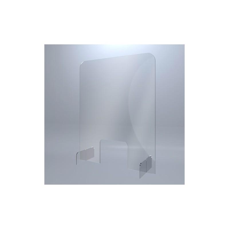 HYGIAPHONE PROTECTION PLEXY HAUTEUR 700mm LARGEUR 670MM