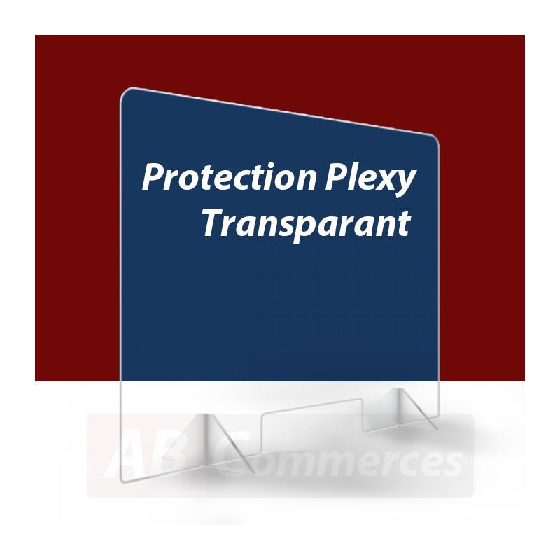HYGIAPHONE PROTECTION PLEXY HAUTEUR 650mm LARGEUR 900MM