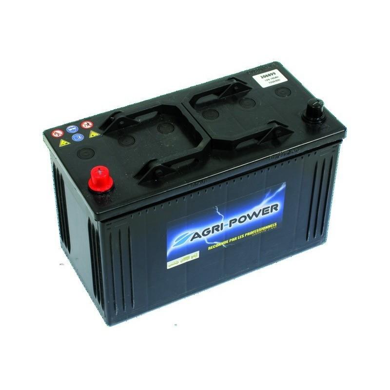 Batterie 12v-120ah/750a borne positive à gauche Agri-Power
