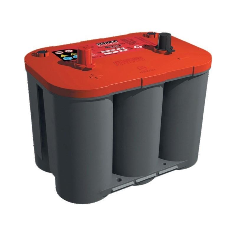 Batterie optima rouge RTS 4,2l