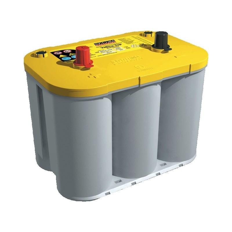 Batterie optima jaune YTS 4,2l