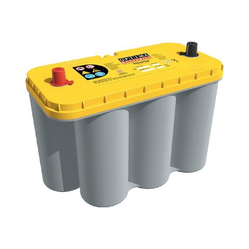 Batterie optima jaune YTS 5,5l