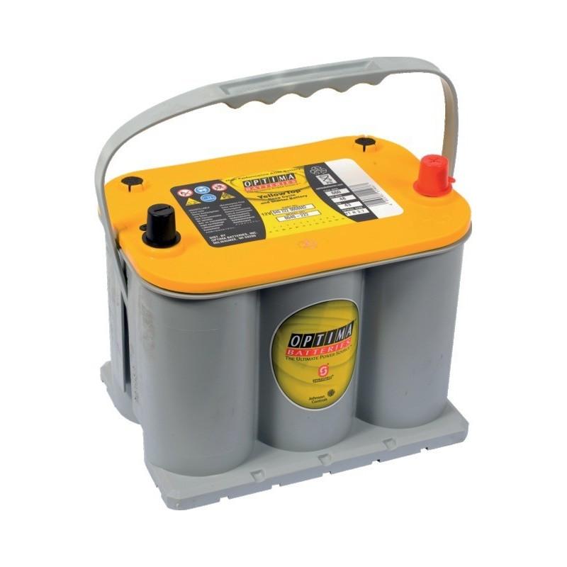 Batterie optima jaune YTR 3,7l