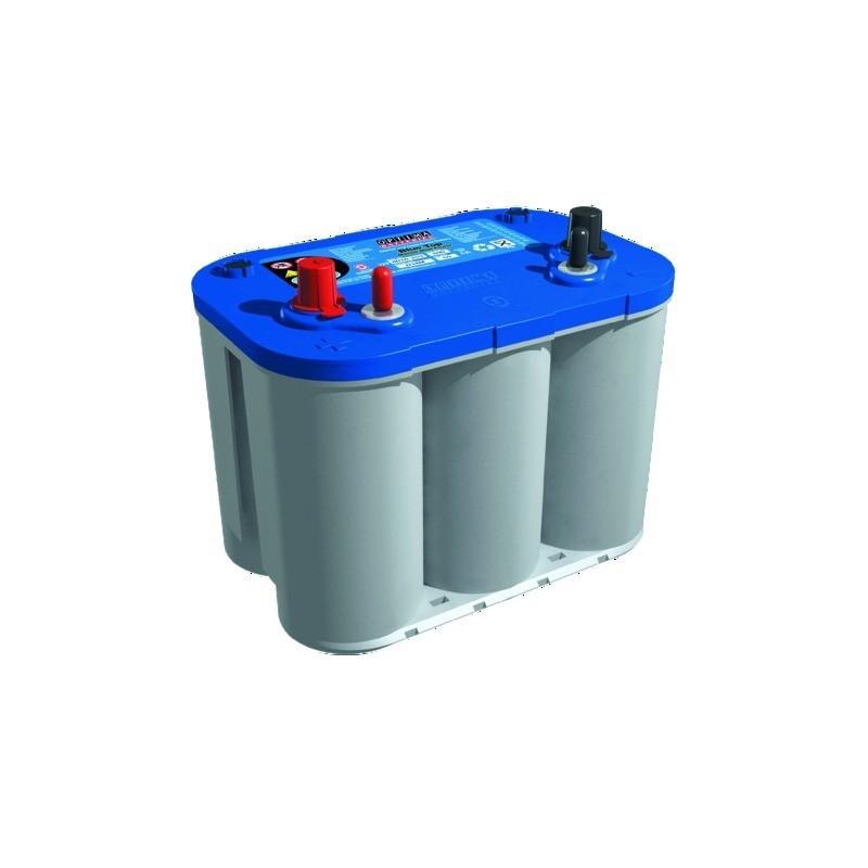Batterie optima bleue BTDC 4,2l