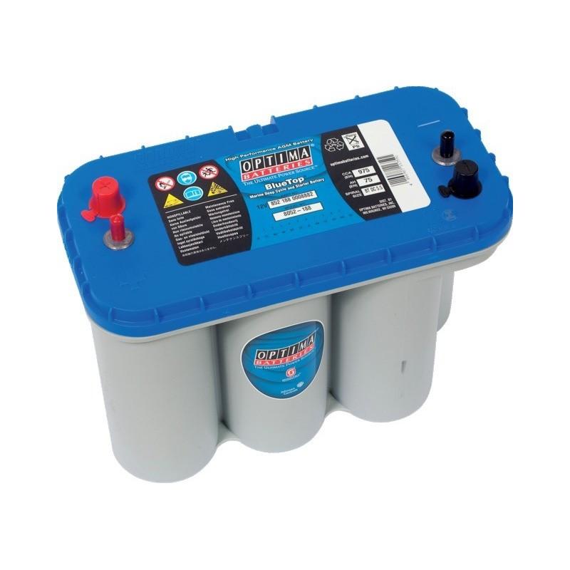 Batterie optima bleue BTDC 5,5l