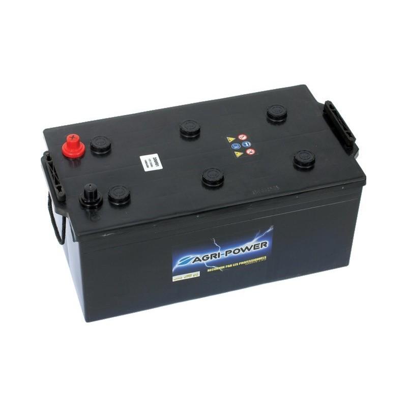 Batterie 12v-225ah/1300a Agri-Power