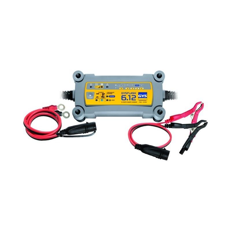 Chargeur de batterie gysflash 6.12 v Gys