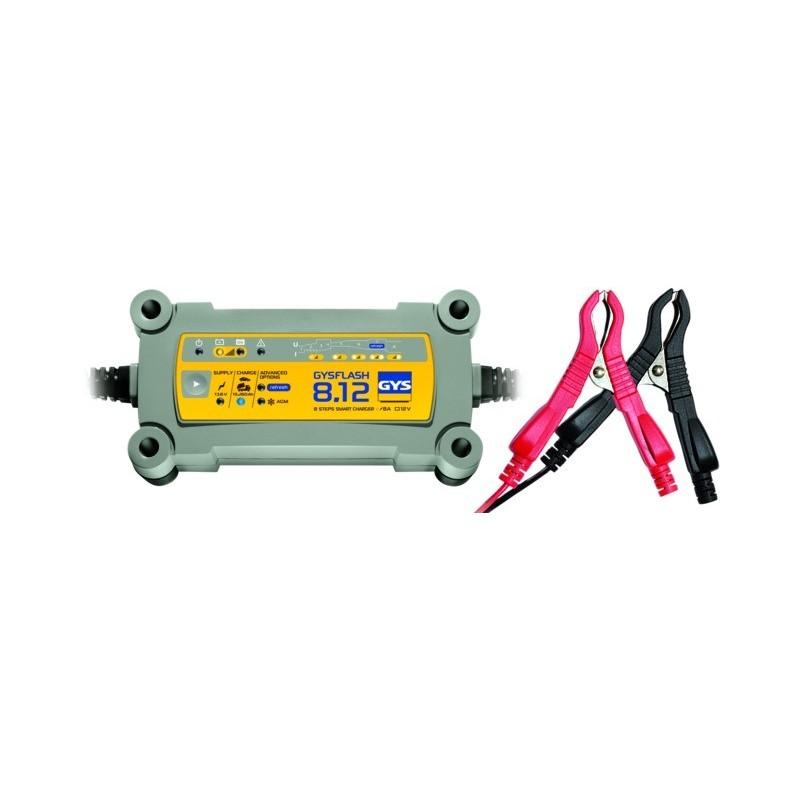 Chargeur de batterie gysflash 8.12 v Gys