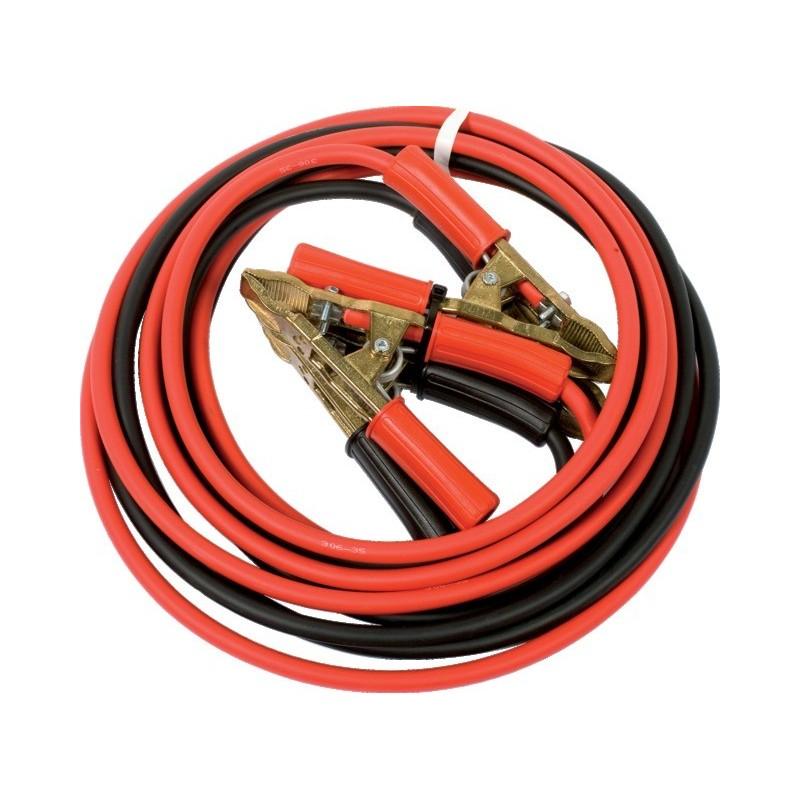 Cable de démarrage 25mm² 250a 2x4m