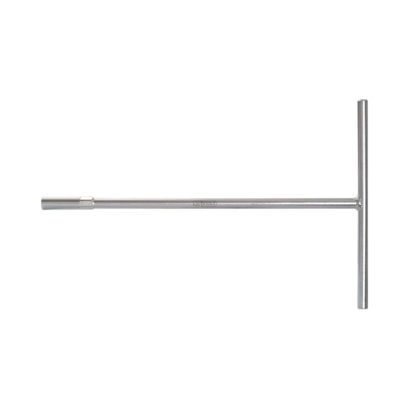 Clé à douille longue avec poignée en t 10 mm Kstools