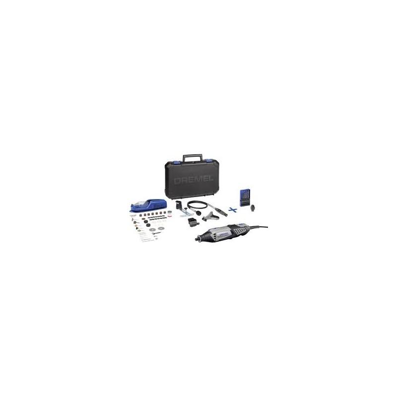 Outil multi-usage DREMEL 4000-4/65 4 adaptations et 65 accessoires