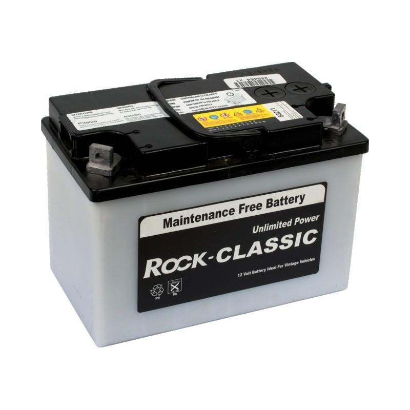 Batterie moto 532.11r guzzi / livree sans acide