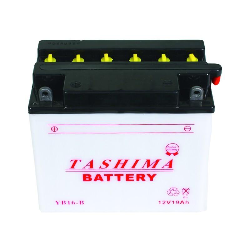 Batterie moto ytx20-bs avec pack acide