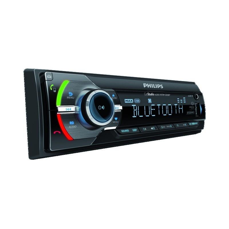 Autoradio philips ce235bt/05 bluetooth 4x50w