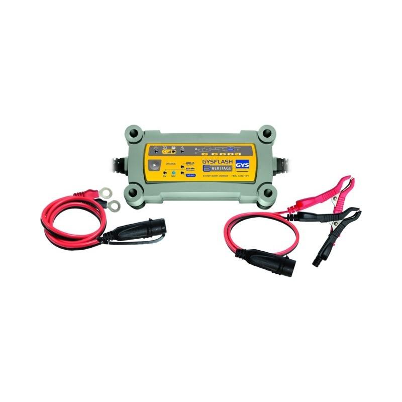 Chargeur de batterie gysflash heritage 6a Gys